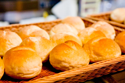 ラサリーブのこだわり自家製パン