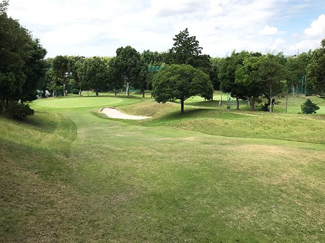 西山ゴルフセンター ショートコース