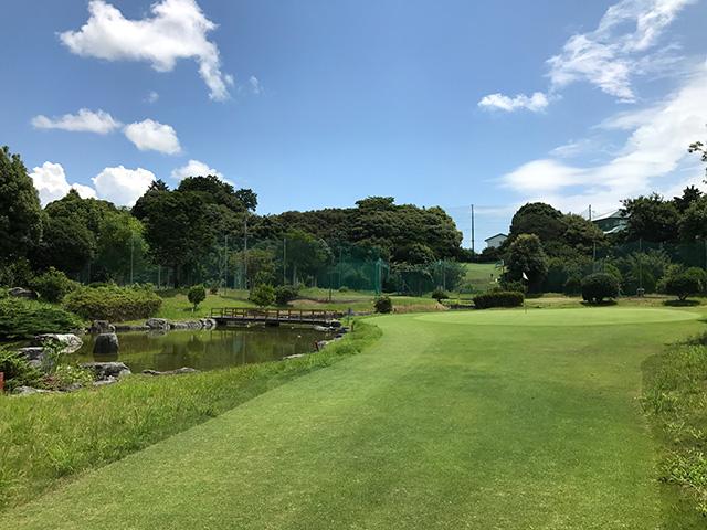 西山ゴルフセンター ショートコース2