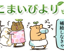 えこまいくまーの4コマ漫画 vol.43